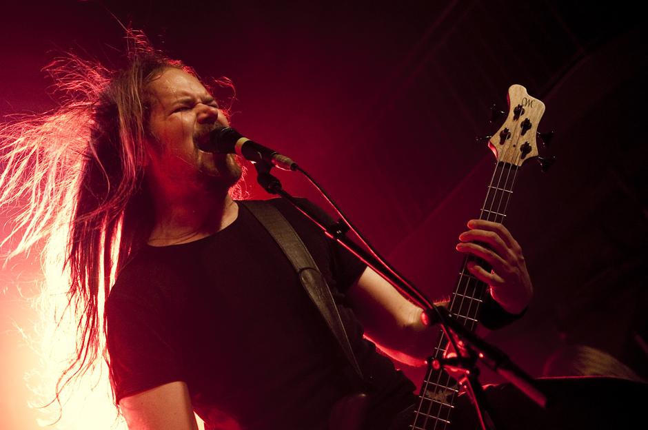 Insomnium live, 09.11.2014, Hamburg