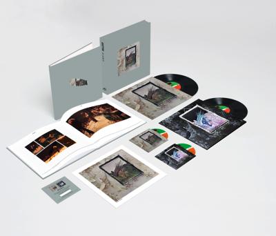 Deluxe-Box Led Zeppelin IV