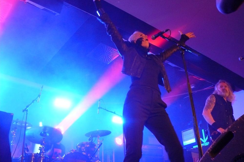 Avatarium live, METAL HAMMER PARADISE 2014