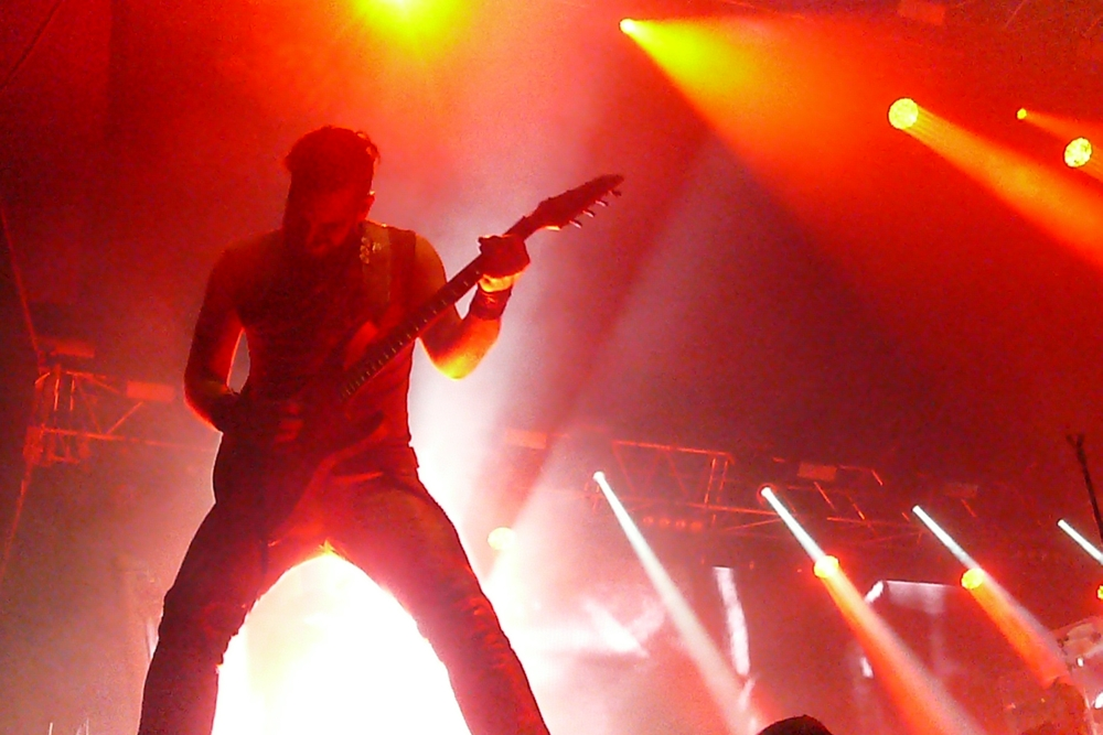 Within Temptation live, METAL HAMMER PARADISE 2014