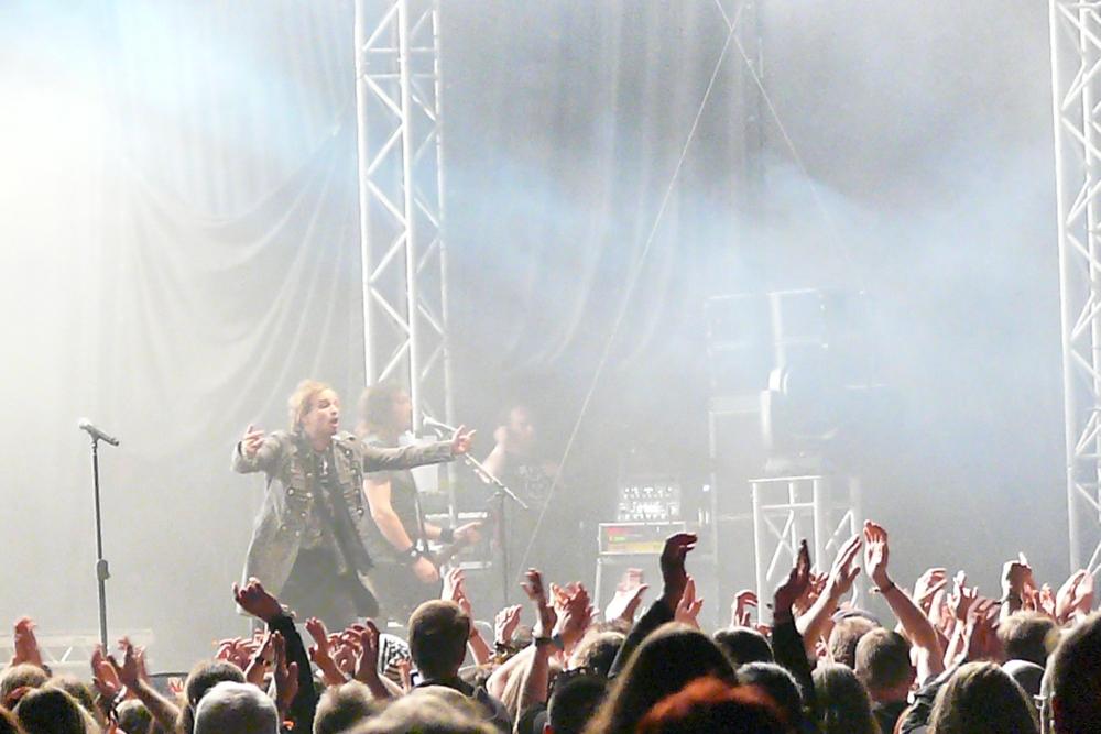 Edguy live, METAL HAMMER PARADISE 2014
