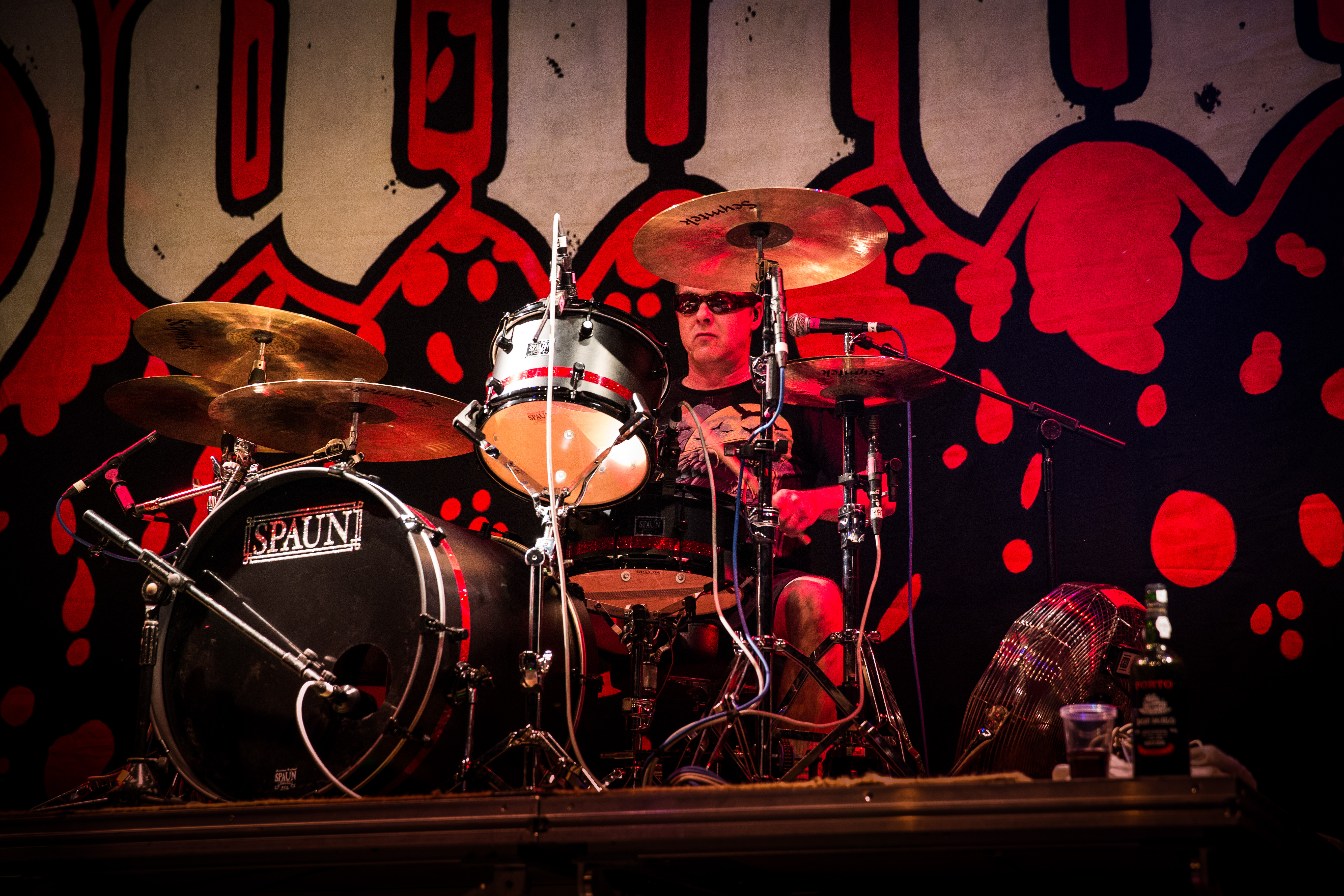 The Damned, live, 16.11.2014, Berlin