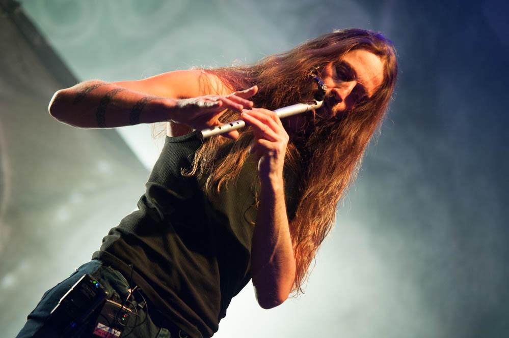 Eluveitie live, Rock XM-Mas, 21.12.2013, Bamberg