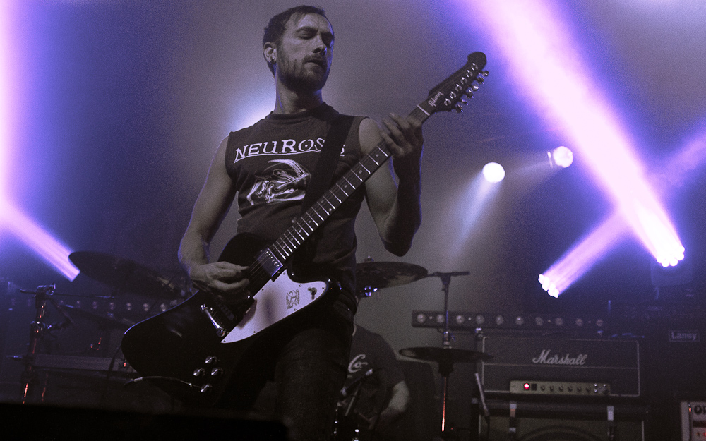Sylosis live, 21.04.2013, Berlin