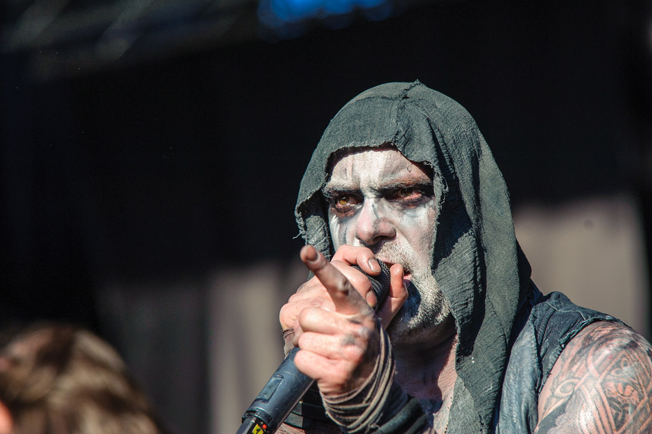 Primordial live, Metaldays 2013