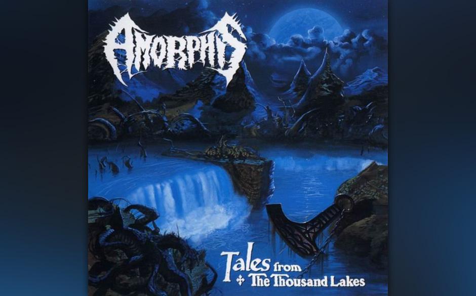Die wichtigsten Death Metal-Alben