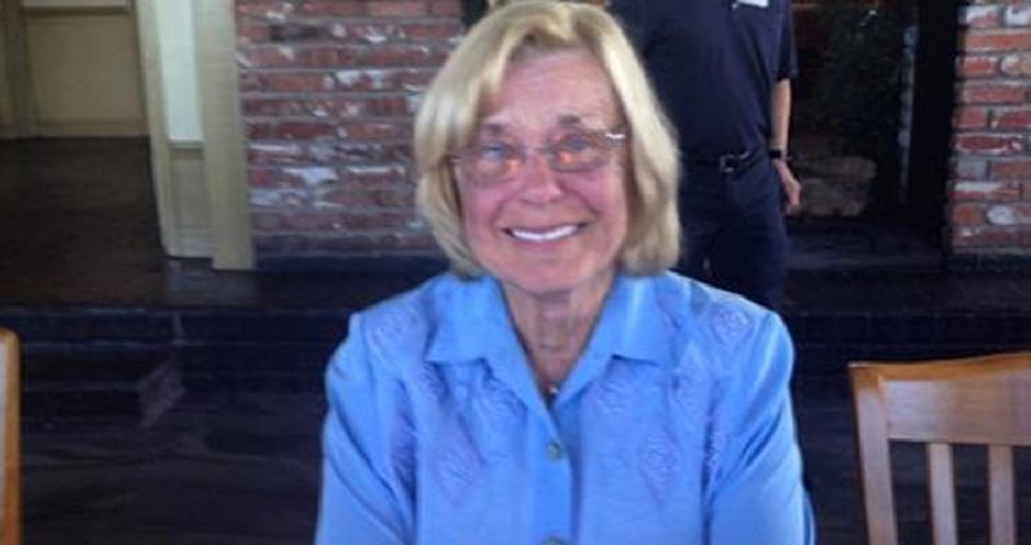 Dave Mustaines Schwiegermutter Sally Estabrook