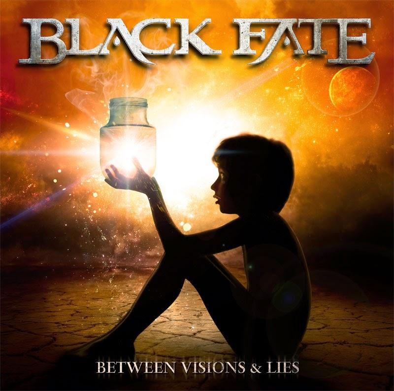 Black Fate BETWEEN VISIONS & LIES