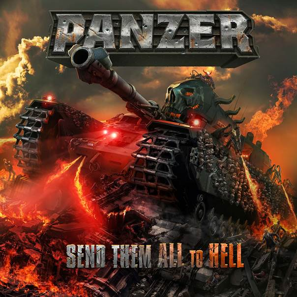 anzer SEND THEM ALL TO HELL