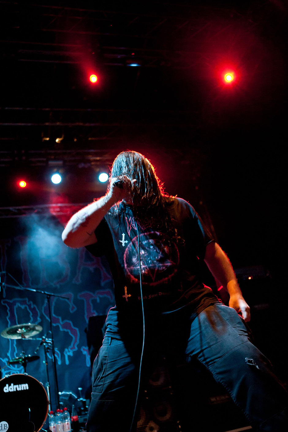 Cannibal Corpse live, Extremefest 2012 in Hünxe