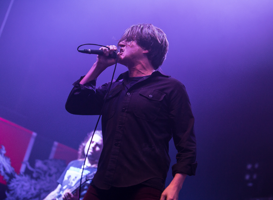 Darkest Hour live, 27.11.2014, Wiesbaden