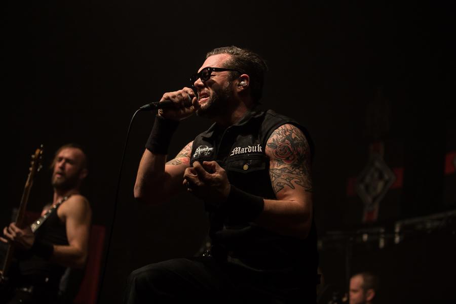 Diablo Blvd live, 27.11.2014, Wiesbaden