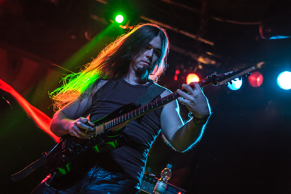 Gumo Maniacs live, 26.11.2014, Nürnberg: Hirsch