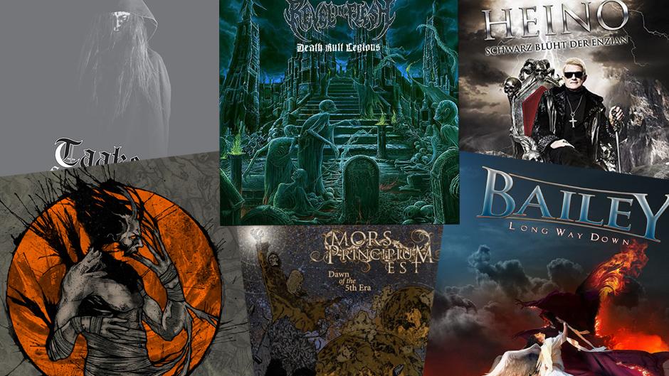 Die neuen Metal-Alben im Dezember 2014