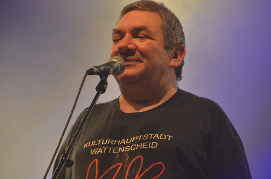 Die Kassierer live, Summer Breeze 2014