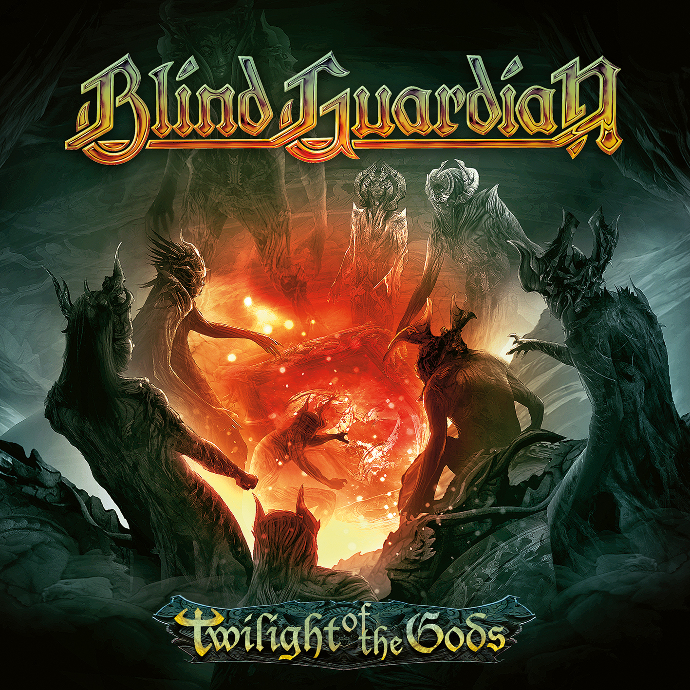 Blind Guardian - Twilight Of The Gods (Single)