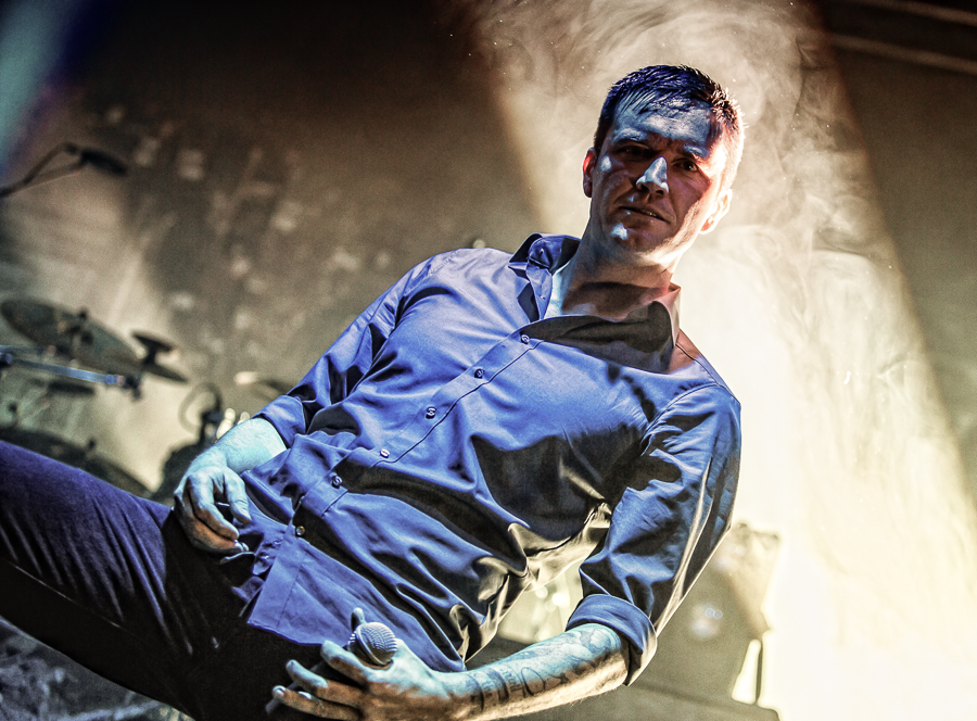 Heaven Shall Burn live, 03.12. Offenbach: Stadthalle