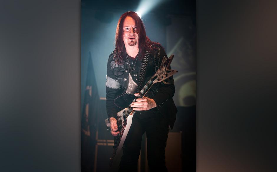 Arch Enemy live, 06.12.2014, Oberhausen