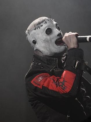 Slipknot live, 15.11.2008 Berlin, Arena Treptow