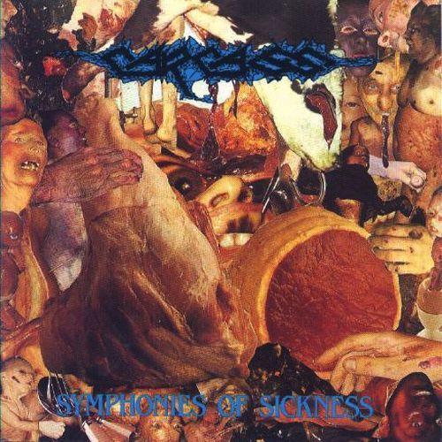 Carcass Symphonies Of Sickness