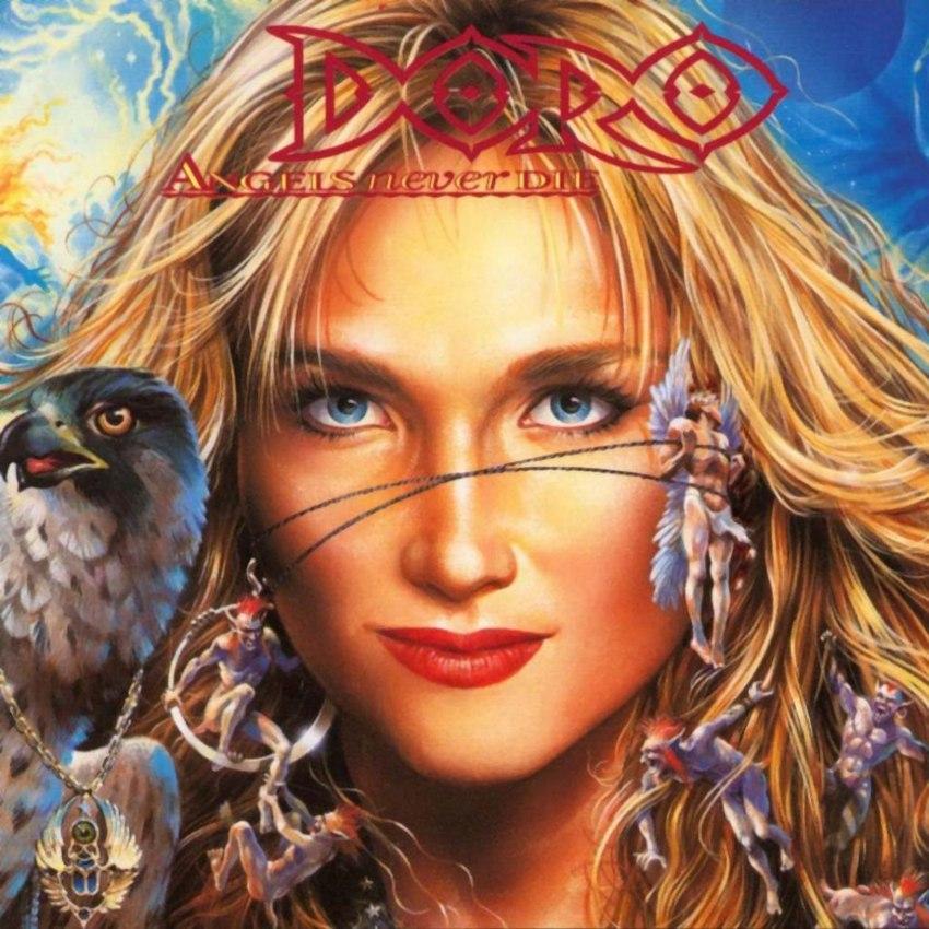 1993 brachte Doro Pesch, Sängerin der deutschen Metal-Gruppe Warlock ihr Solo-Album 'Angels Never Die' heraus. Und bewies mi