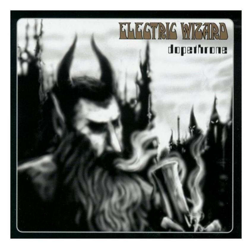 Jetzt schlägt's 13! Der Satan - beim Kiffen erwischt! Die Doom-Metal-Band Electric Wizard veröffentlichte das belastende Ma