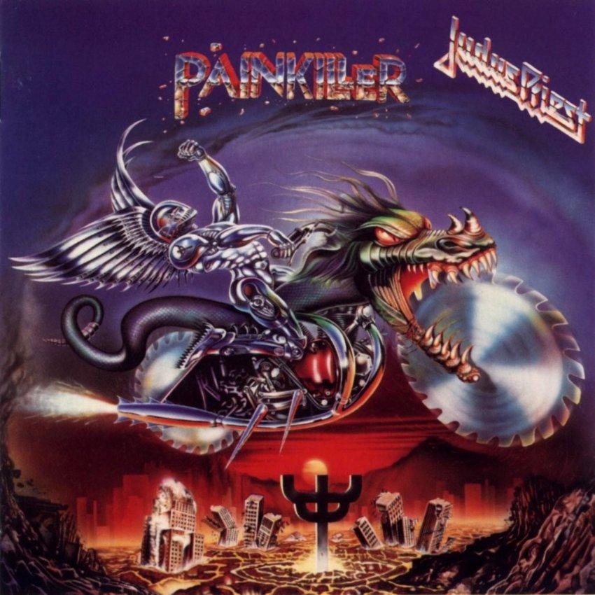 Meilenstein des Heavy Metal - und des Kitsches. Judas Priest tauften ihren Klassiker aus dem Jahre 1990 'Painkiller'. Das war