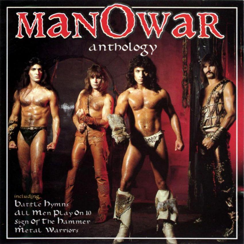 Manowar gelten nicht nur als lauteste Band der Welt, sondern auch als schmerzfreieste Poser des gesamten Metal-Genres. Zu Rec