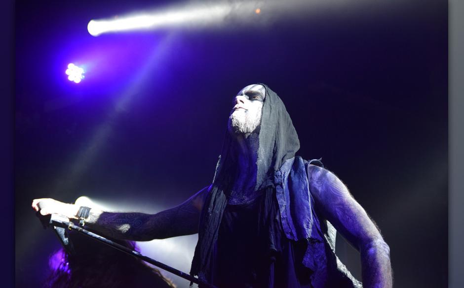 Primordial live, Redemption Festival 2014