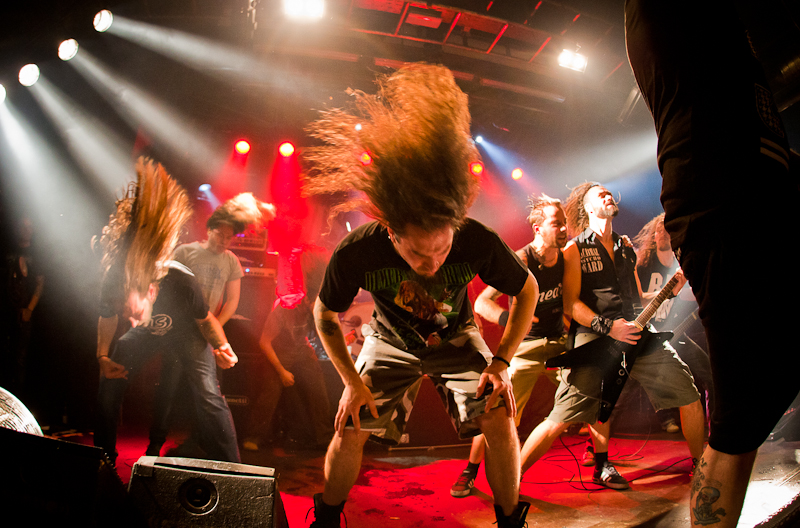 This Is Riot, Dimebash, 06.12.2014, Wien