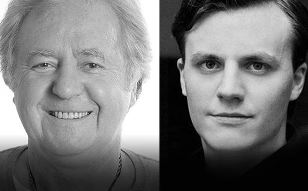 Ossy und Sohn Oliver Hoppe sind Managing Directors der Konzertagentur Wizard Promotions