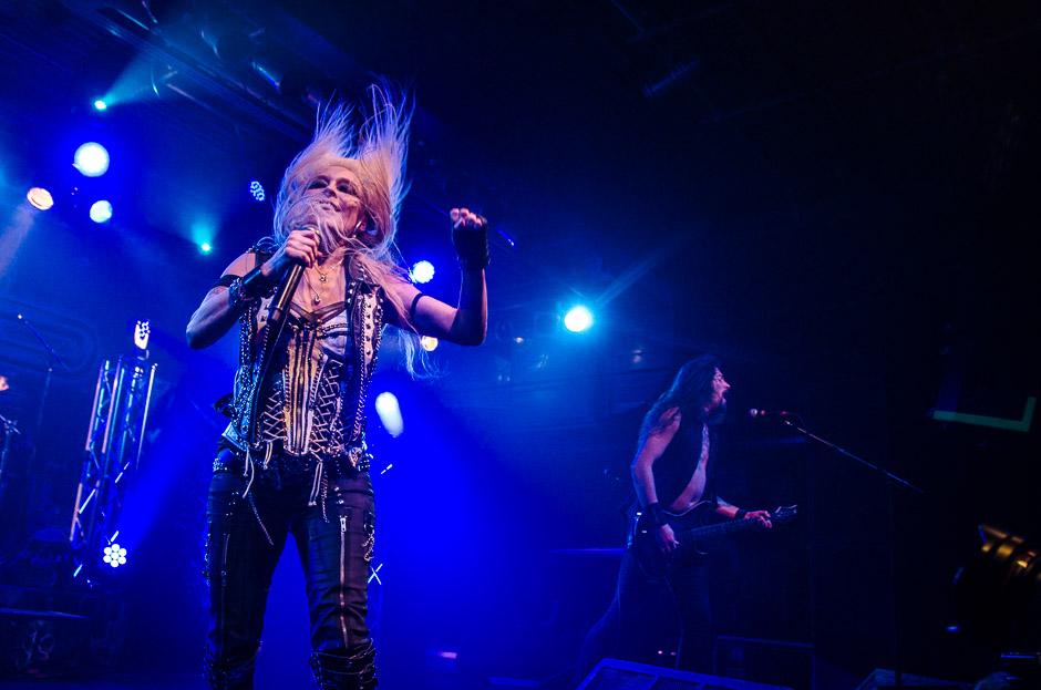 Doro live, 03.12.2014, München