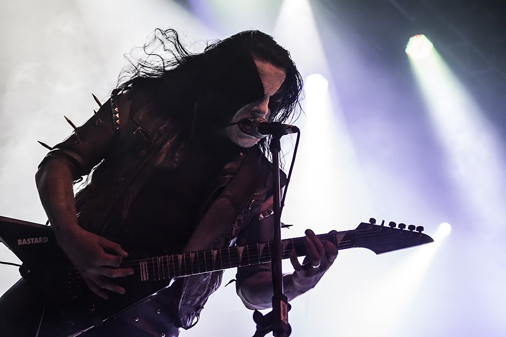 Immortal live, 18.10.2013, Metal Invasion Festival: Straubing