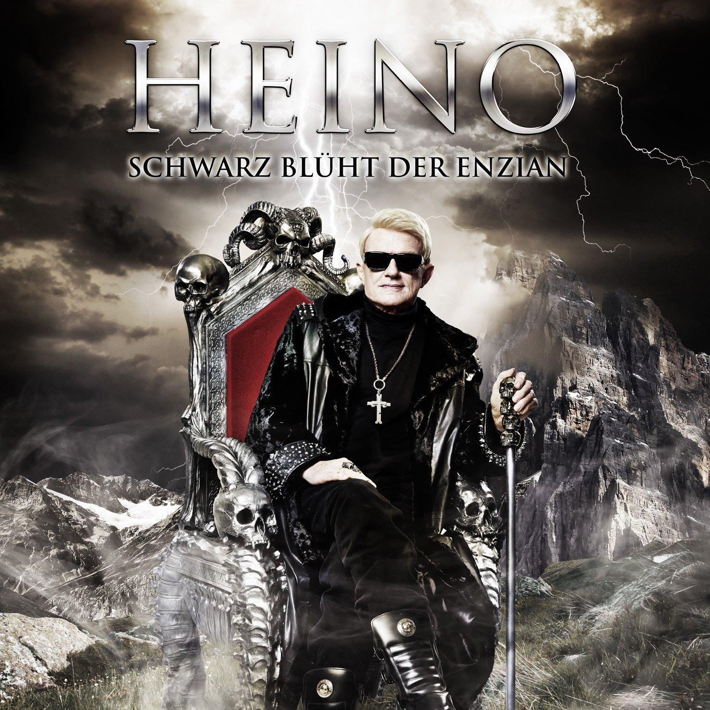 Heino SCHWAZ BLÜHT DER ENZIAN