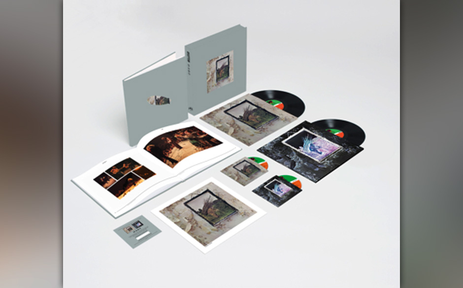 Super Deluxe Boxed Set Led Zeppelin IV