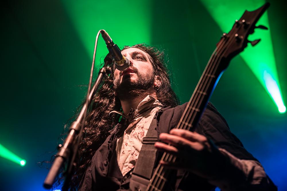 Fleshgod Apocalypse live, 04.11.2014, Nürnberg: Hirsch