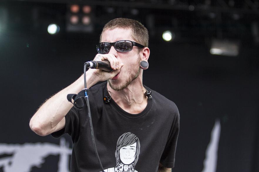 Whitechapel live, Elbriot Festival 2013