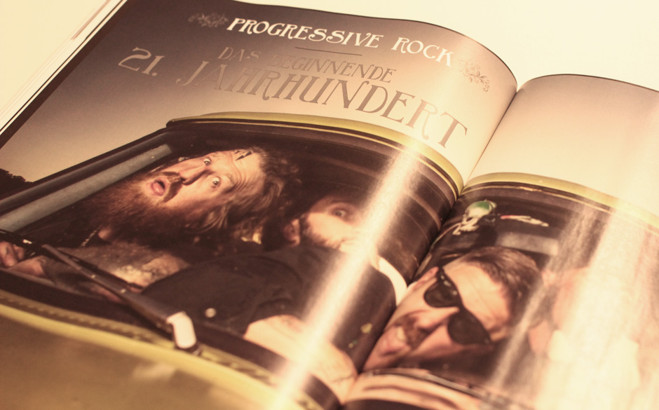 Progressive-Rock-Sonderheft ROCK HISTORY presented by METAL HAMMER