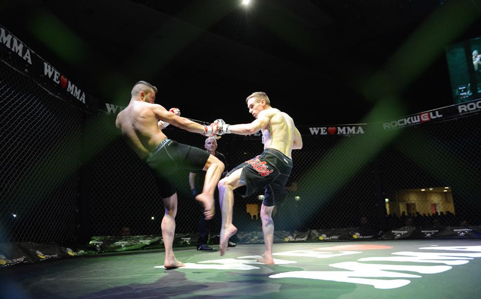 'We Love MMA'