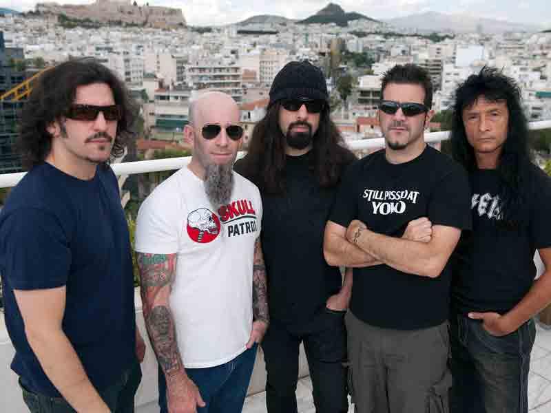 Anthrax, Promo Bild