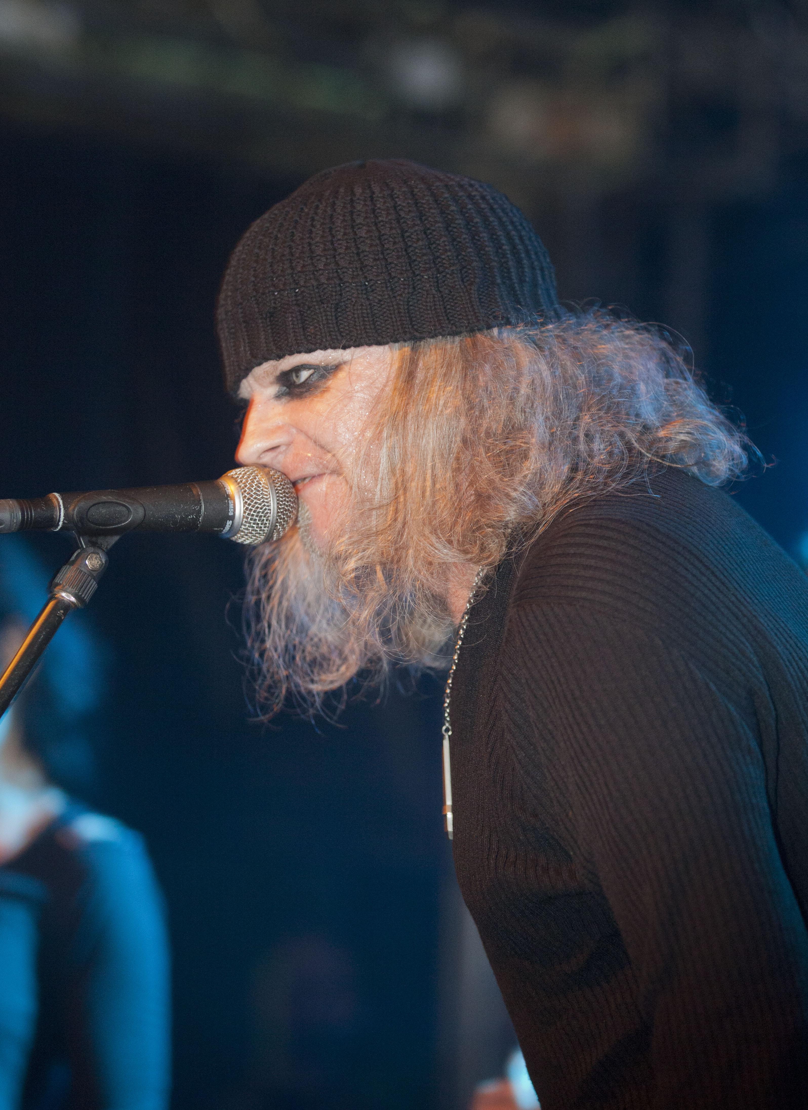 Triptykon live 2014, Leipzig