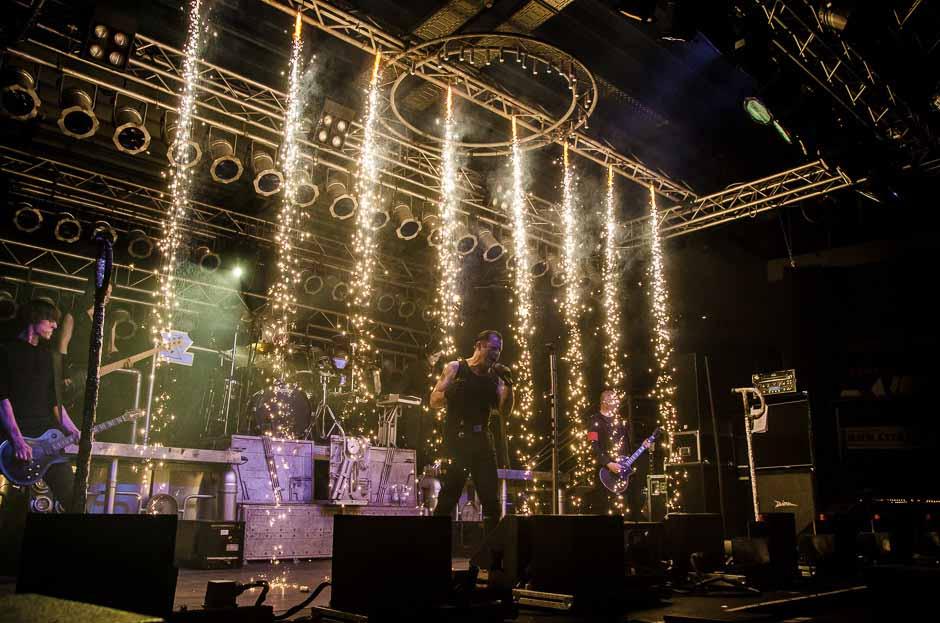 Stahlzeit live, 13.12.2014, Obertraubling