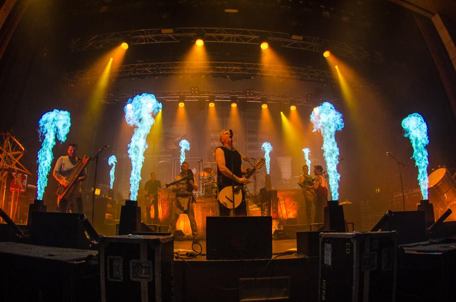 In Extremo live, 16.12.2014, Fürth
