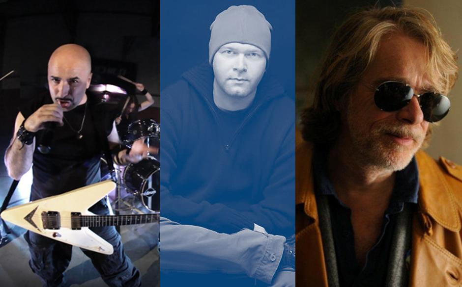 Starchild mit Michael Kiske und Helge Schneider als Gastmusiker