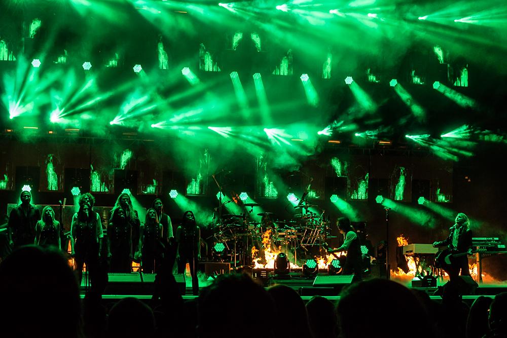 Trans-Siberian Orchestra live, 20.01.2014, Nürnberg