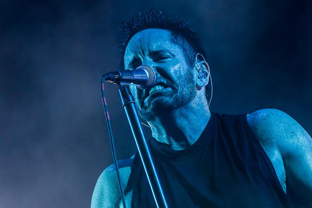Nine Inch Nails sind mit 10,5 Millionen verkauften Alben auf Platz 243