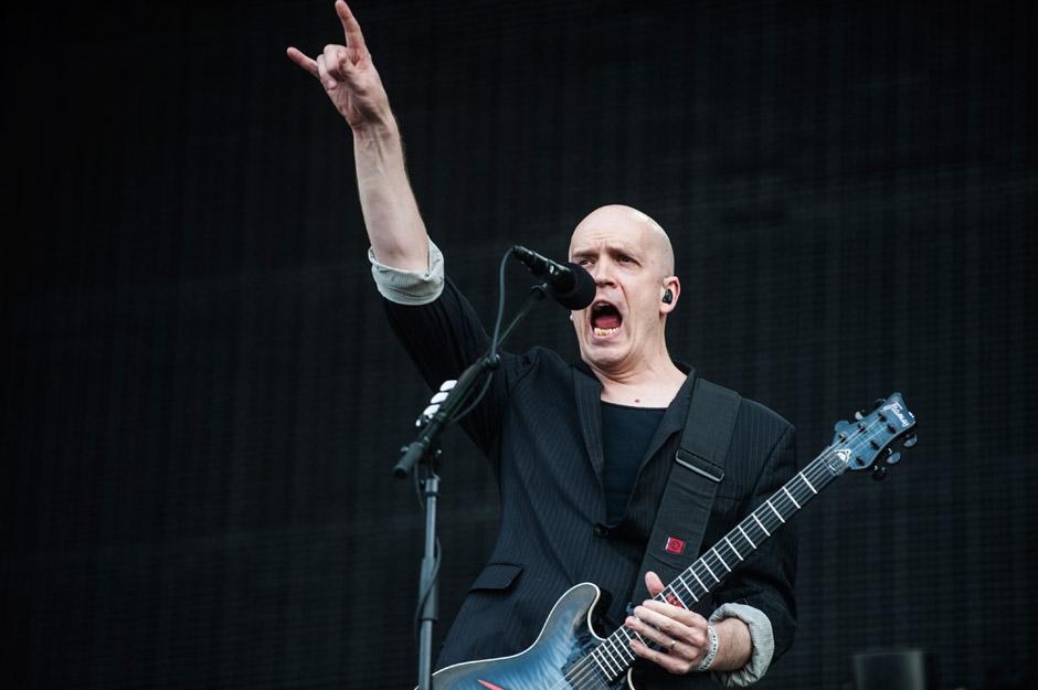 Devin Townsend live, Wacken Open Air 2014