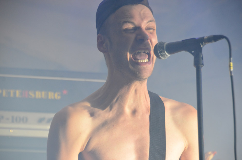Mantar live, Summer Breeze 2014