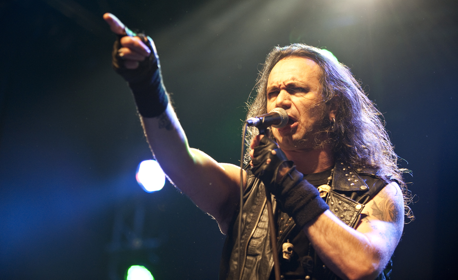 Moonspell live, Out & Loud Festival 2014 in Geiselwind