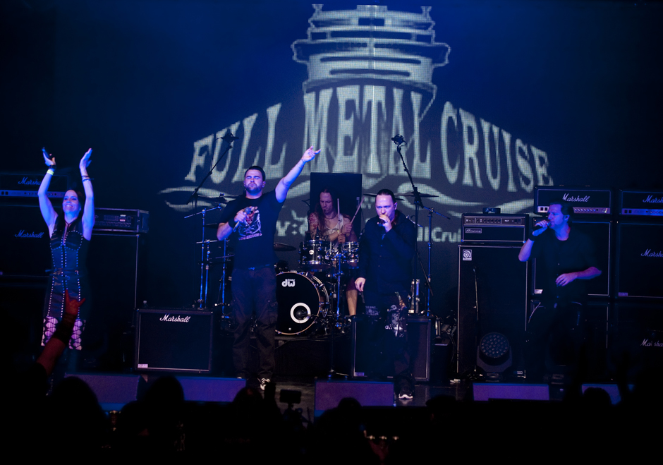 Van Canto live, Full Metal Cruise 2013